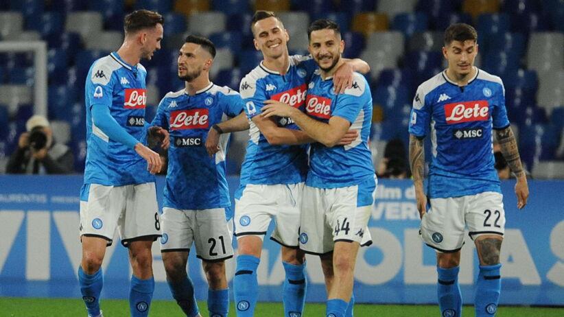 Serie A: Lazio nowym liderem, Napoli kontynuuje dobrą serię