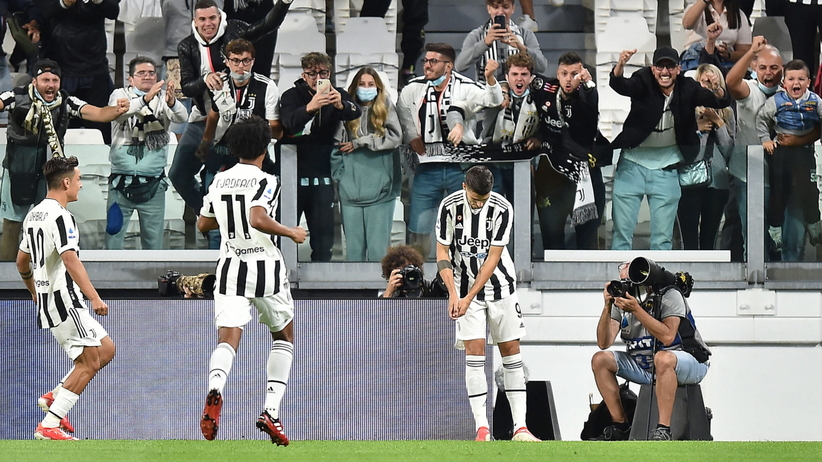 Spezia - Juventus: Transmisja TV i online