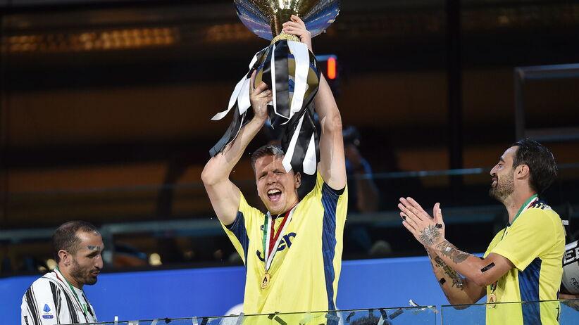 Wojciech Szczęsny bramkarzem sezonu w Serie A