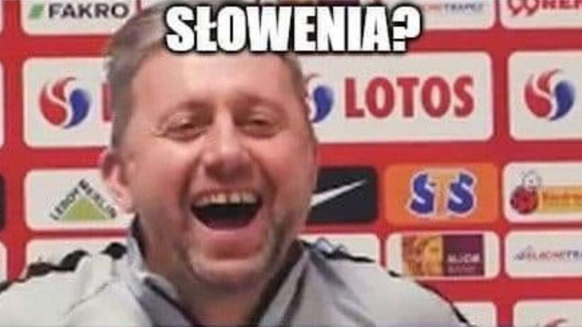 Słowenia - Polska memy