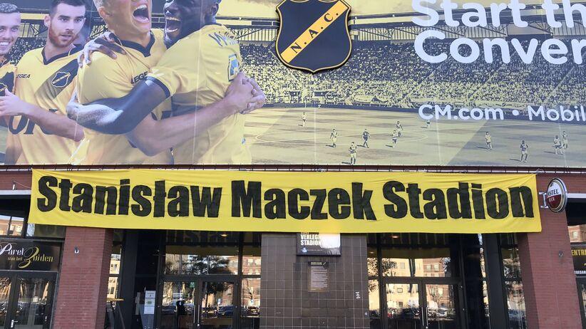 Stadion NAC Breda im. Stanisława Maczka