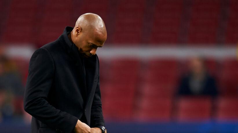 Thierry Henry znika z mediów społecznościowych