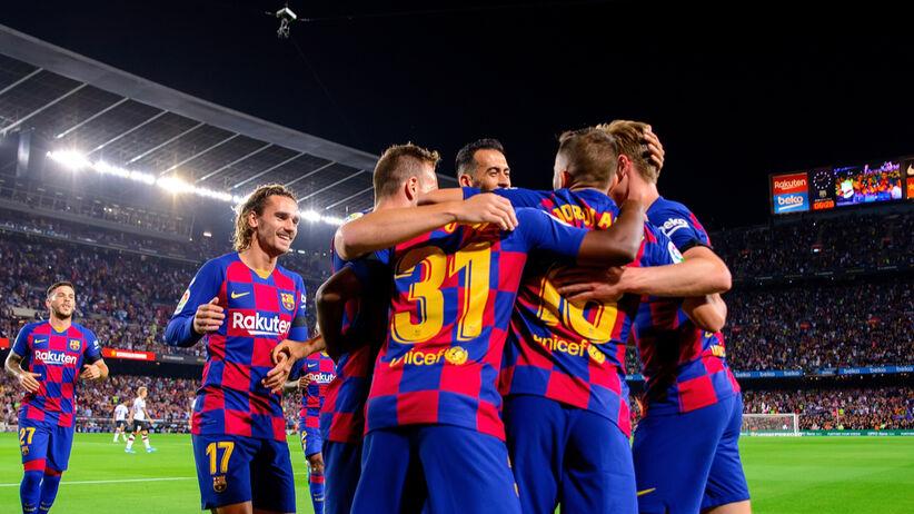 Barcelona i Juventus wymieniły się piłkarzami
