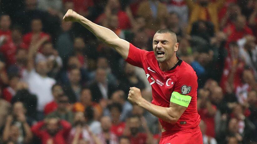 Reprezentacja Turcji awansowała na Euro 2020