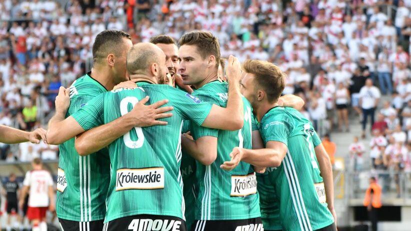 Widzew - Legia w Pucharze Polski