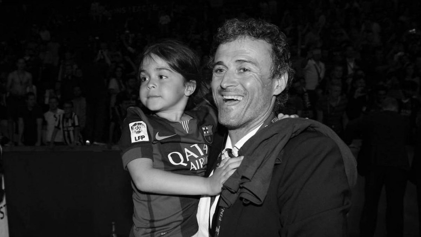 Nie żyje córka Luisa Enrique Xana