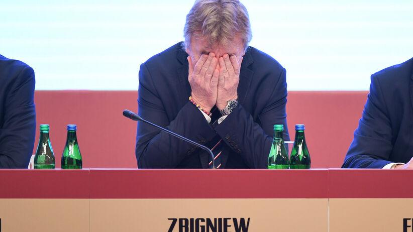Boniek wściekły na wyniki Złotej Piłki. Wulgarny komentarz prezesa PZPN