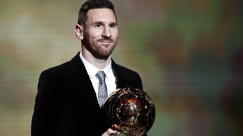 Złota Piłka dla Lionela Messiego