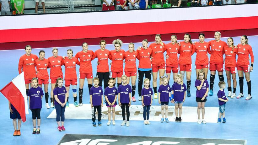 Reprezentacja Polski piłkarek ręcznych