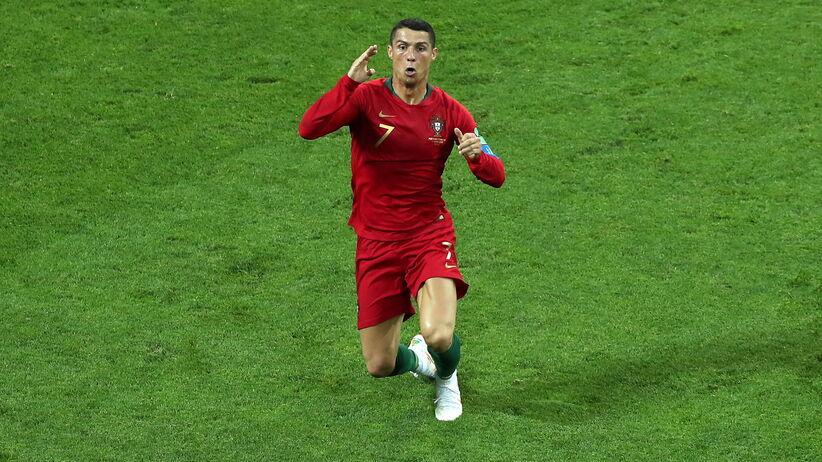 Mecz Hiszpania - Portugalia