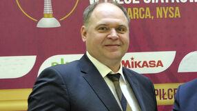 Artur Popko ponownie prezesem Polskiej Ligi Siatkówki