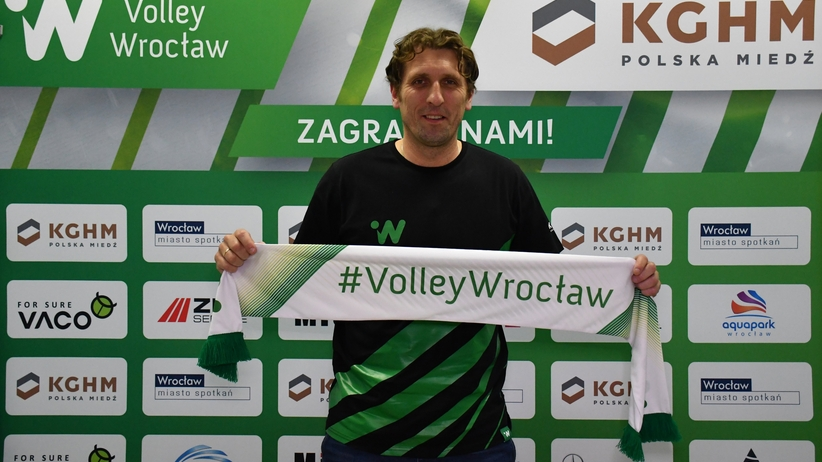 VolleyWrocław/Twitter