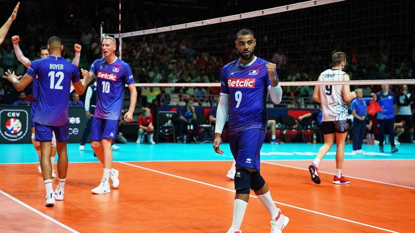 Francja - Włochy w ćwierćfinale ME siatkarzy 2019