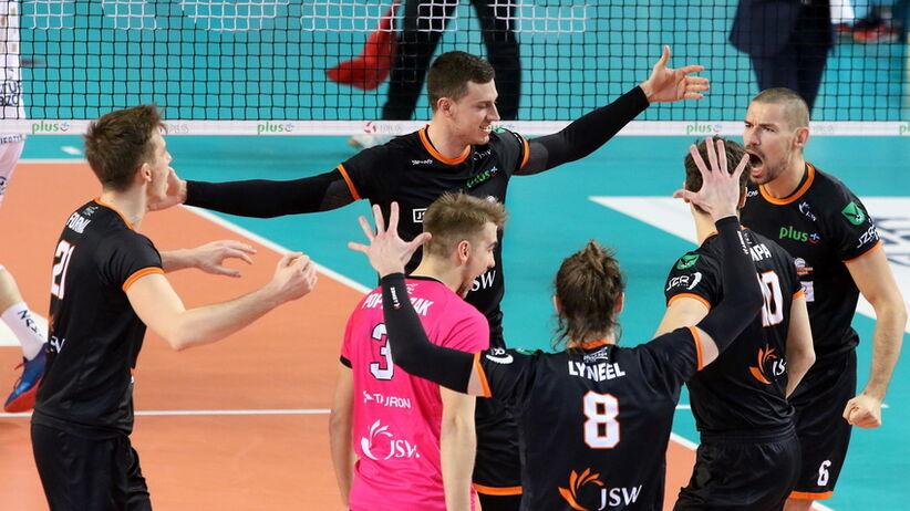 Jastrzębski Węgiel nie zagra w Lidze Mistrzów