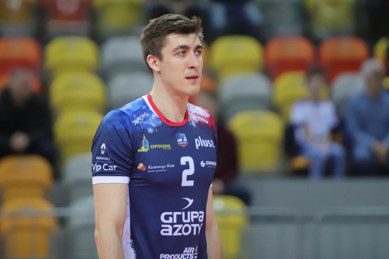 Łukasz Kaczmarek o przedwczesnym zakończeniu sezonu PlusLigi