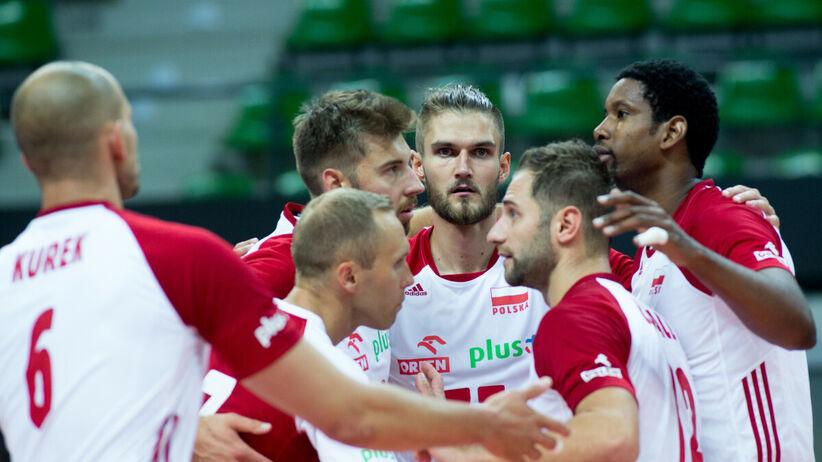 Reprezentacja Polski siatkarzy