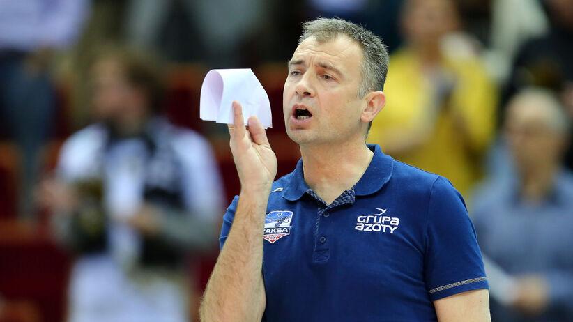 Nikola Grbić zostaje w ZAKSIE