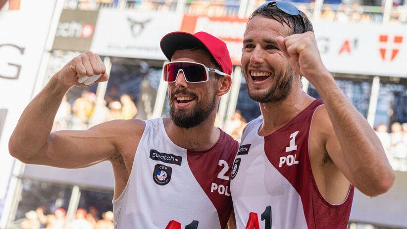 Piotr Kantor i Bartosz Łosiak brązowymi medalistami mistrzostw Europy