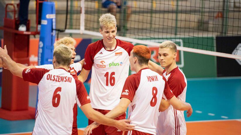 polscy juniorzy z brązowym medalem ME