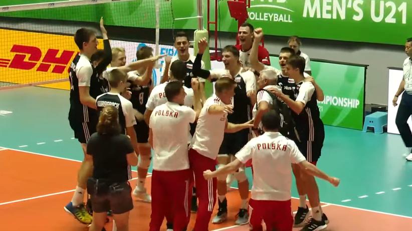 Polscy siatkarze z brązowym medalem mistrzostw świata do lat 21
