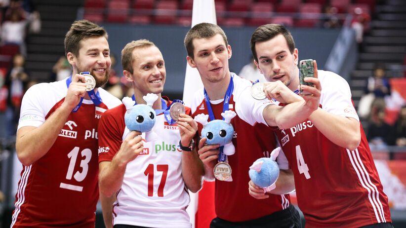 Polscy siatkarze na podium Pucharu Świata