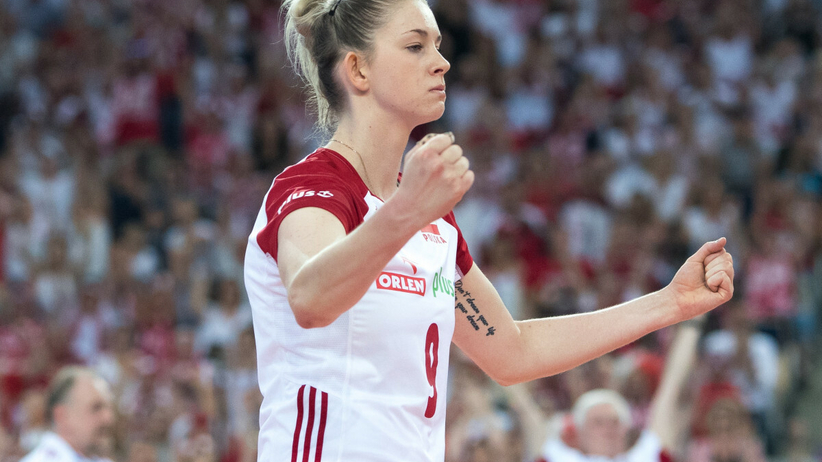 Polska - Ukraina NA ŻYWO Relacja LIVE WYNIK ONLINE meczu ME siatkarek 2021