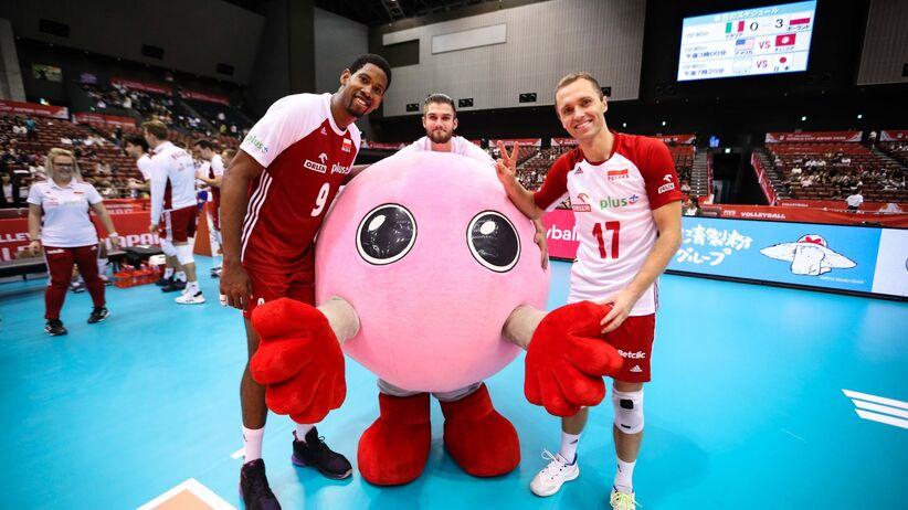 Awans Polaków w rankingu FIVB