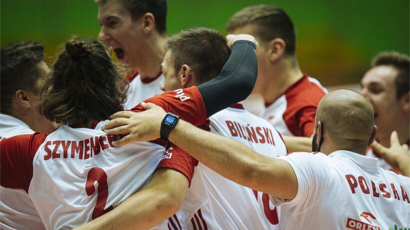 Reprezentacja Polski siatkarzy U-19