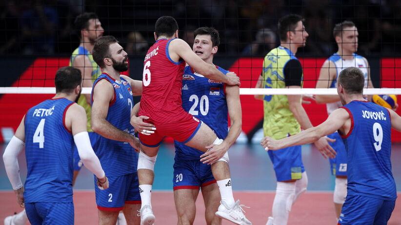 Serbia siatkarskim mistrzem Europy