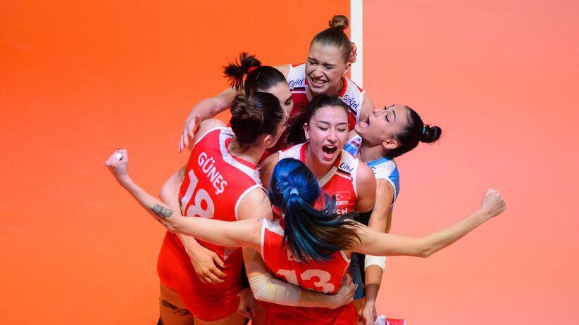 Reprezentacja Turcji siatkarek jedzie na igrzyska Tokio 2020