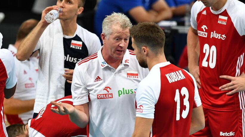Vital Heynen po meczu Polska - Niemcy