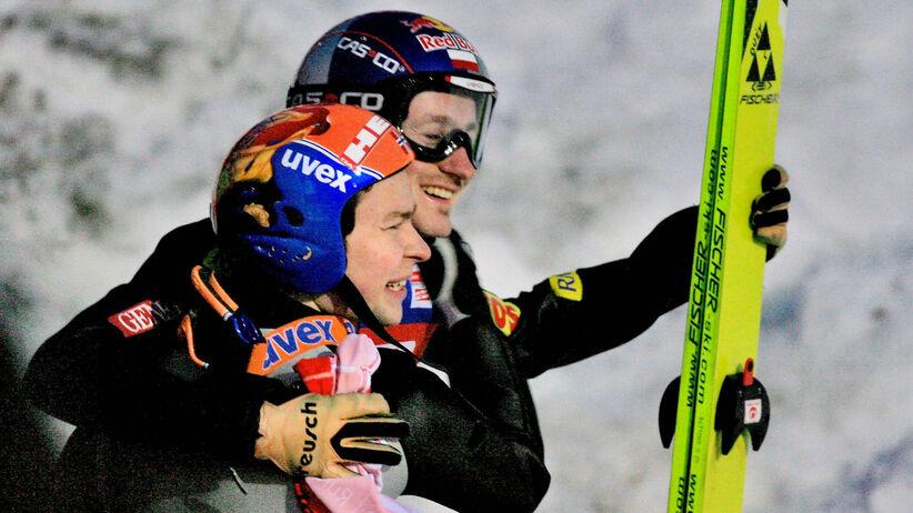 Anders Jacobsen i Adam Małysz