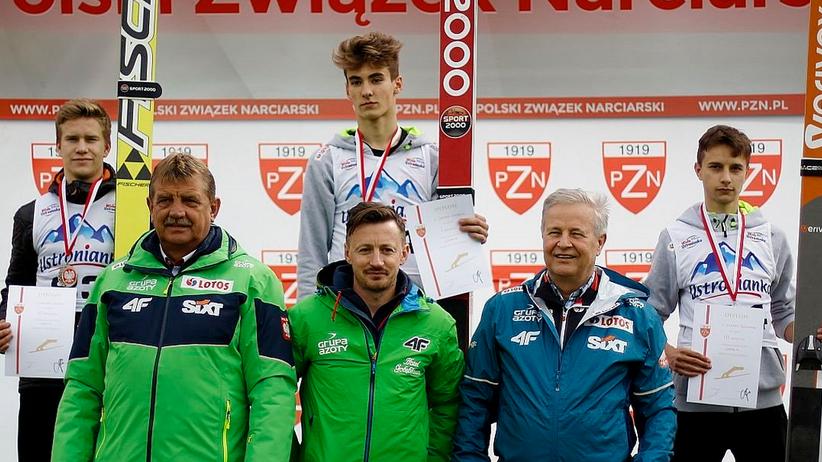 Dominik Kastelik zakończył karierę skoczka. 21-latek został górnikiem