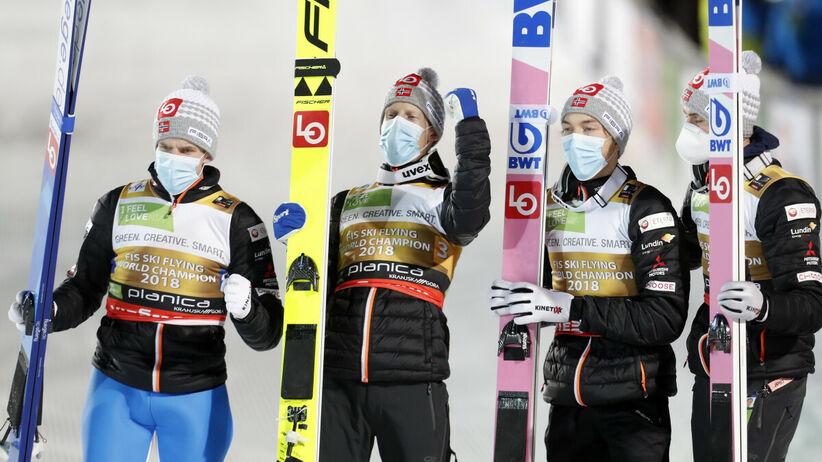 Reprezentacja Norwegii skoczków narciarskich