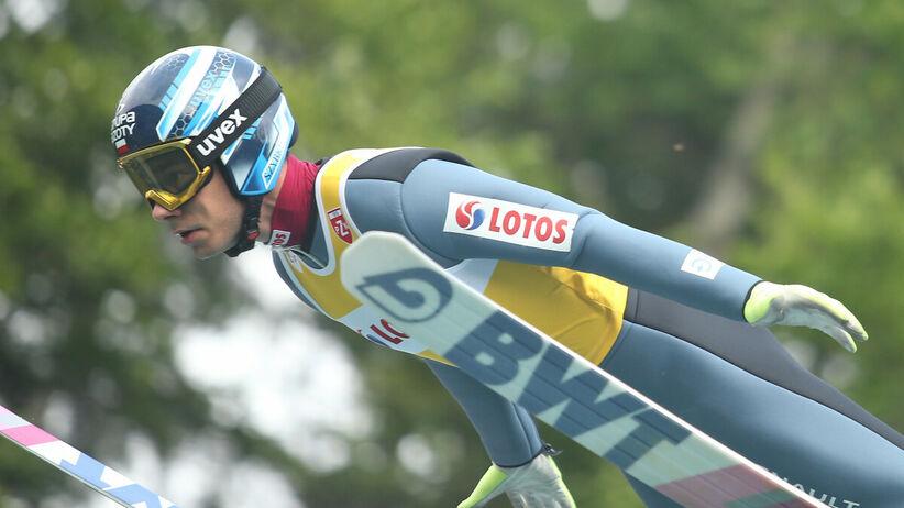 Jakub Wolny piąty w zawodach LGP w Courchevel