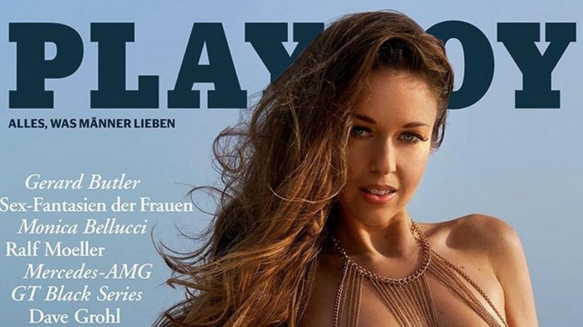Juliane Seyfarth nago w Playboyu
