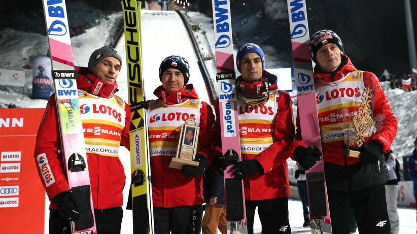 Reprezentacja Polski skoczków narciarskich