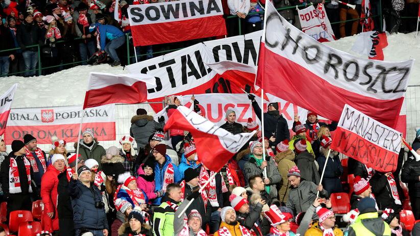 polscy kibice w PŚ w Zakopanem