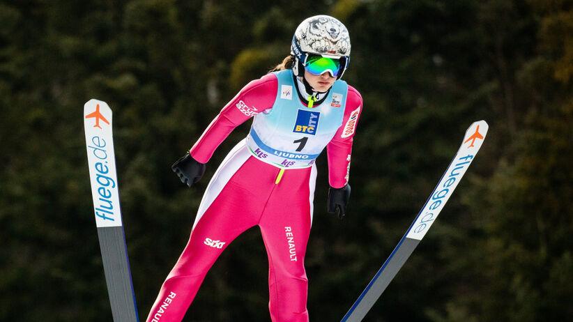 PŚ kobiet w Oberstdorfie