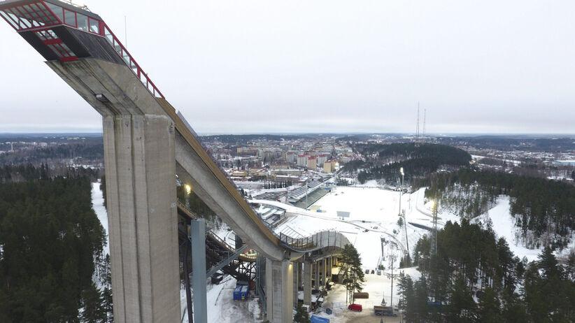 Dodatkowy konkurs PŚ w Lahti