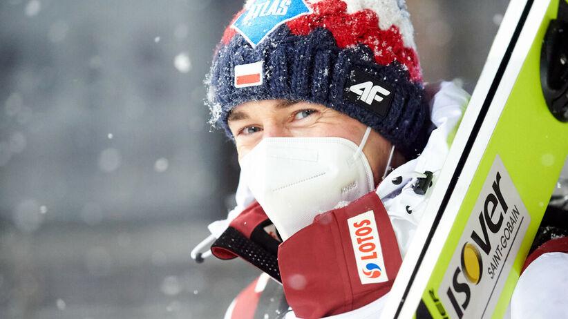 Skoczkowie narciarscy po szczepieniach
