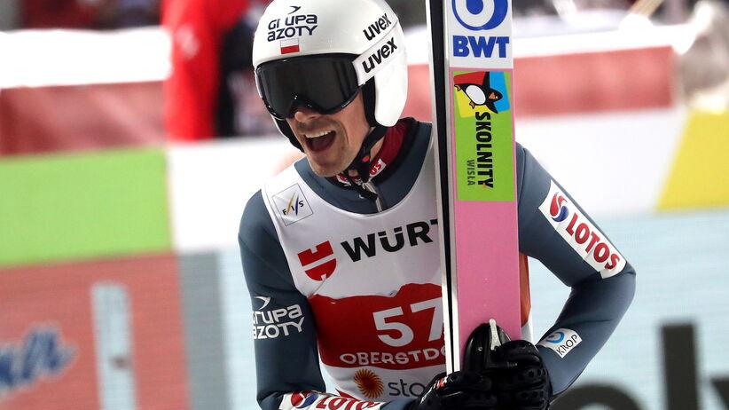Skoki narciarskie w TVN