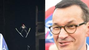 Komentatorzy Eurosportu szydzili z premiera Morawieckiego