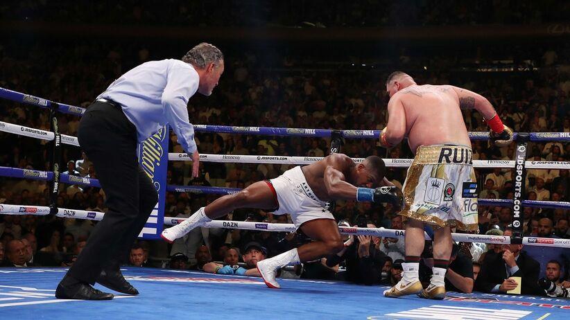 Rewanżowa walka Ruiz vs Joshua