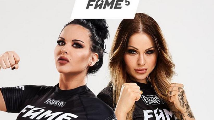 Godlewska vs Ewelona, Fame MMA 5