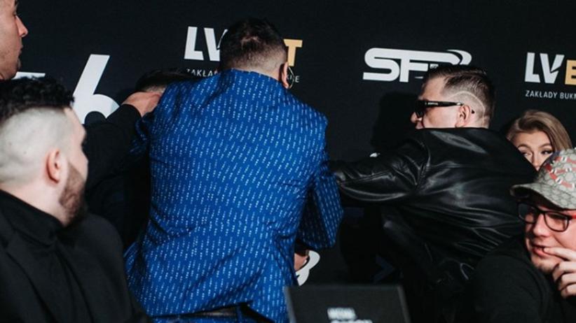 Fame MMA 6 KONFERENACJA NA ŻYWO. Oglądaj LIVE - STREAM WIDEO - Sport