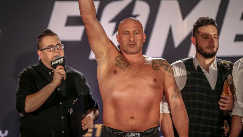 Marcin Najman - Don Kasjo