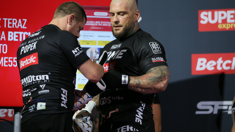 Popek, Fame MMA 9
