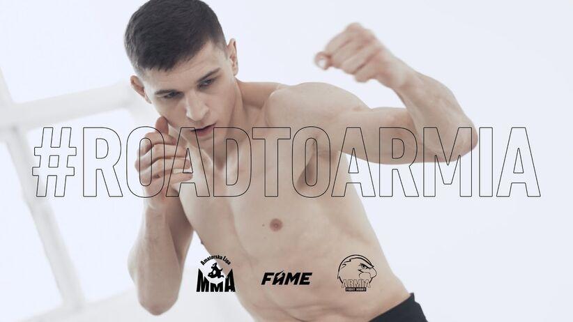 Fame MMA: Road To Armia