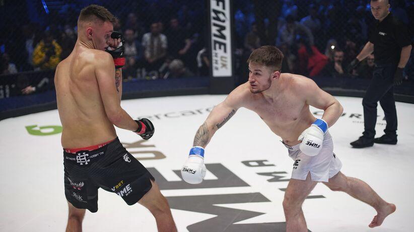 Fame MMA UK na żywo